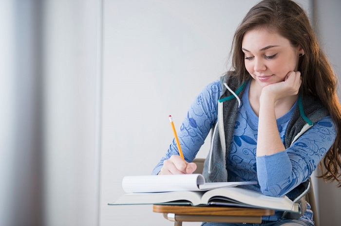 Study alone