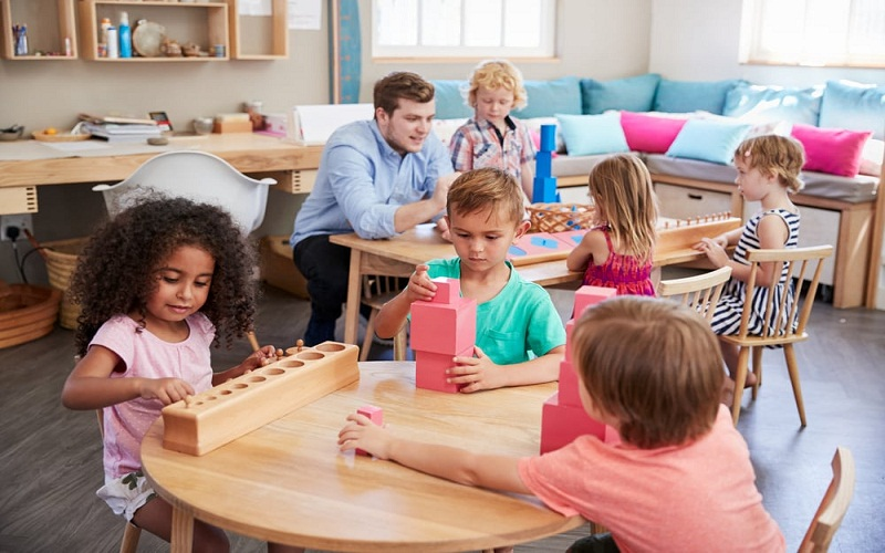 the montessori curriculum