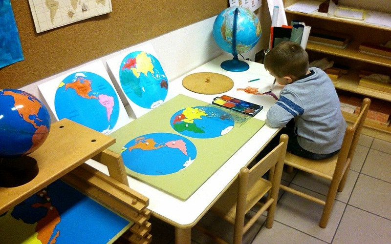 top montessori curriculum