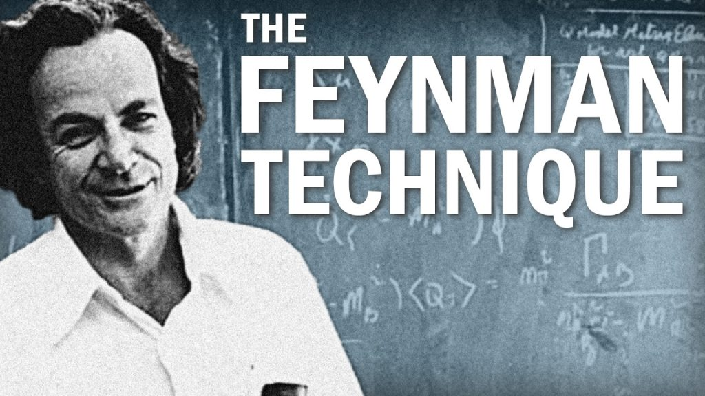 Feynman Method