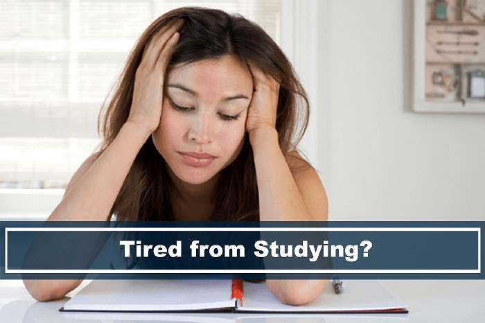 Is your brain tired from studying