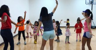 how to teach children to dance